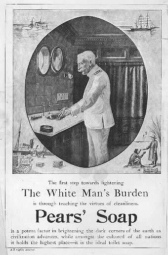 Pears Soap Ad circa 1890's